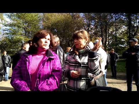 Новини Тернополя 20 хвилин: Тернопіль. Чому люди проти будівництва в парку