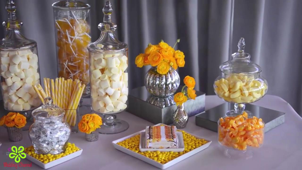 Wedding Decorations Ideas Wedding Ceremony Decorations Yellow
