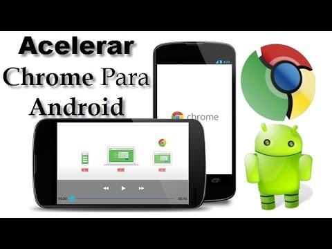 3 Pasos para Acelerar Google Chrome en Android 2015