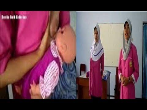 Tutorial Cara Ibu Menyusui Anak yang Benar (BreastFeeding ...