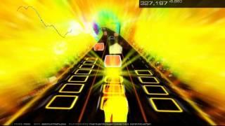 Fear (Hybrid Super Collider Mix) by Sarah McLachlan an Audiosurf 2 Journey