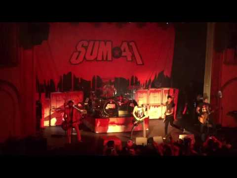 Sum 41- Intro/ Hell Song