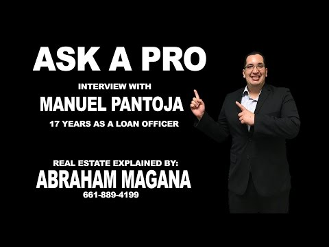 Manuel Pantoja - The Mortgage House interview - Bakersfield Real Estate
