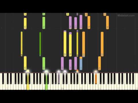 National Anthems - Brunei (Piano Tutorial) [Synthesia Cover]
