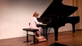 F.Chopin Valse-As-Dur.Op.posth- Julia Meyerding(8J)-.Nat.Klein Schumann Wettbeweb