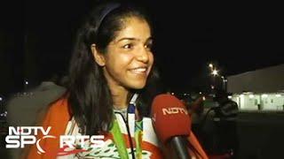 Olympic hero Sakshi Malik says 'khushi manao' to family