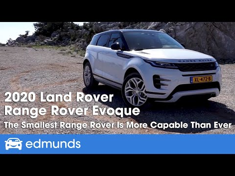 2020 Range Rover Evoque: Redesign, Specs, News, Release >> 2020 Land Rover Range Rover Evoque Prices Reviews And