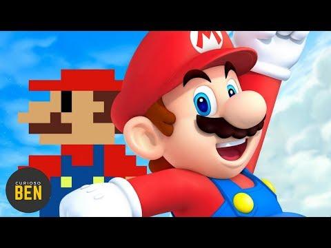 9 Locas Curiosidades De Videojuegos Clásicos
