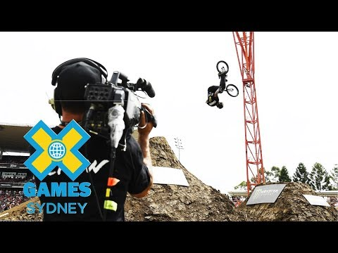 BMX Dirt Final: FULL SHOW | X Games Sydney 2018