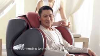Part 2/4 Behind the scenes with Andy Lau - uInfinity 天王之王 TVC