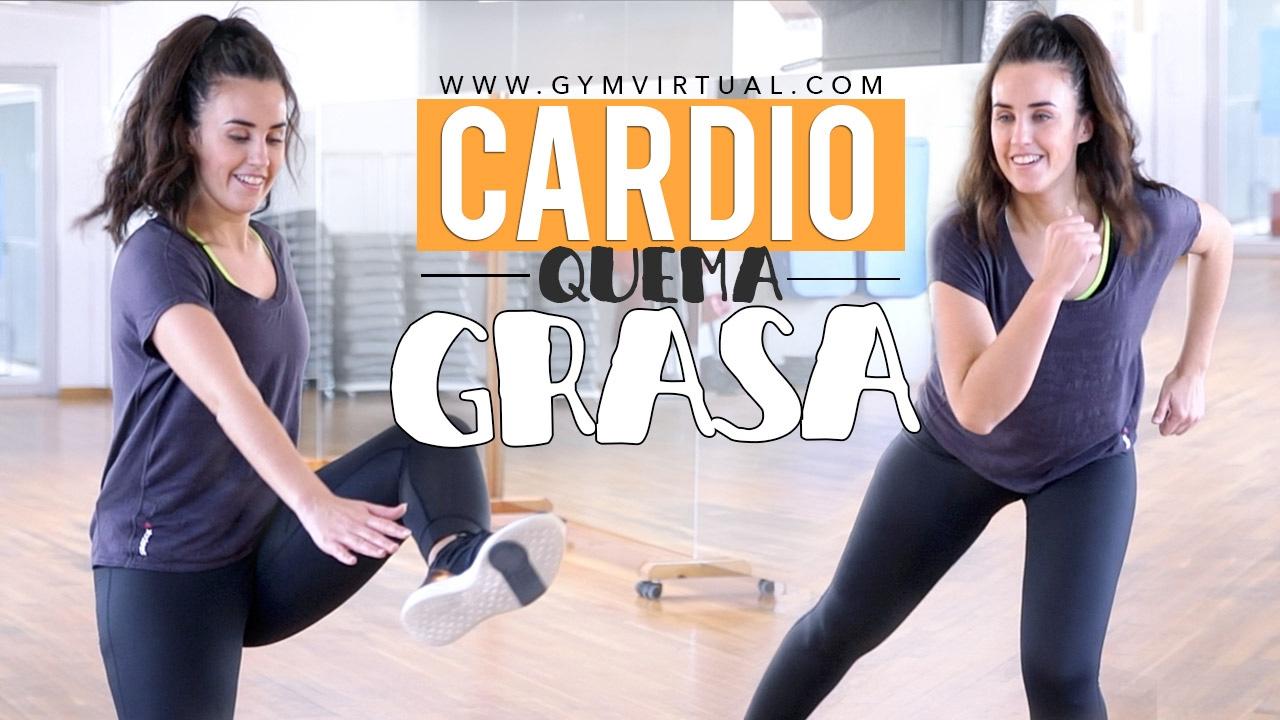 Cardio Para Perder Grasa Cardio Para Principiantes 10 Minutos Youtube