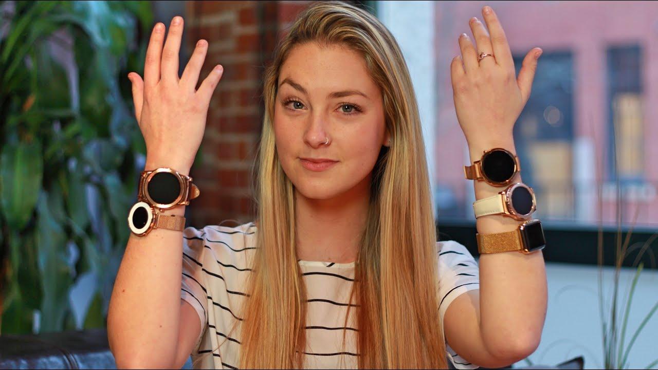 Best Smartwatch For Women! - YouTube fede2f72f3