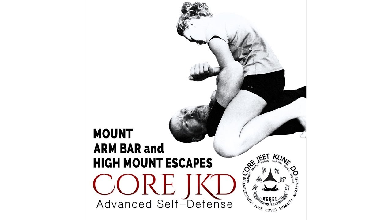 Mount, Armbar, and High Mount Escapes Video—Core JKD Available Now