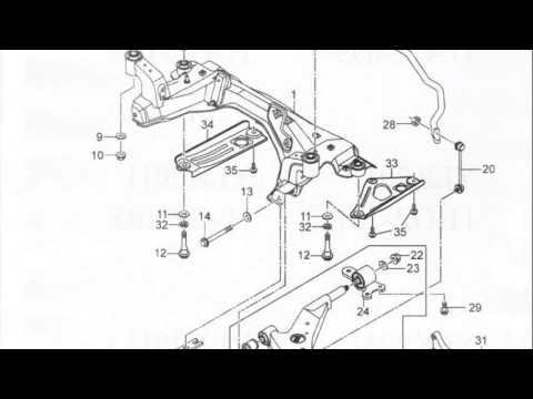 chevrolet epica parts - YouTube