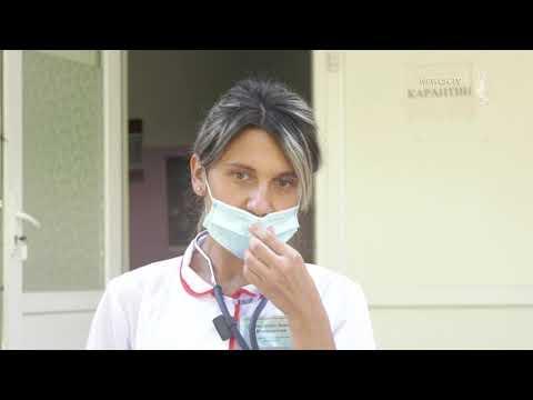 Телеканал Новий Чернігів: Лікуємо пацієнтів з COVID-19 | Телеканал Новий Чернігів