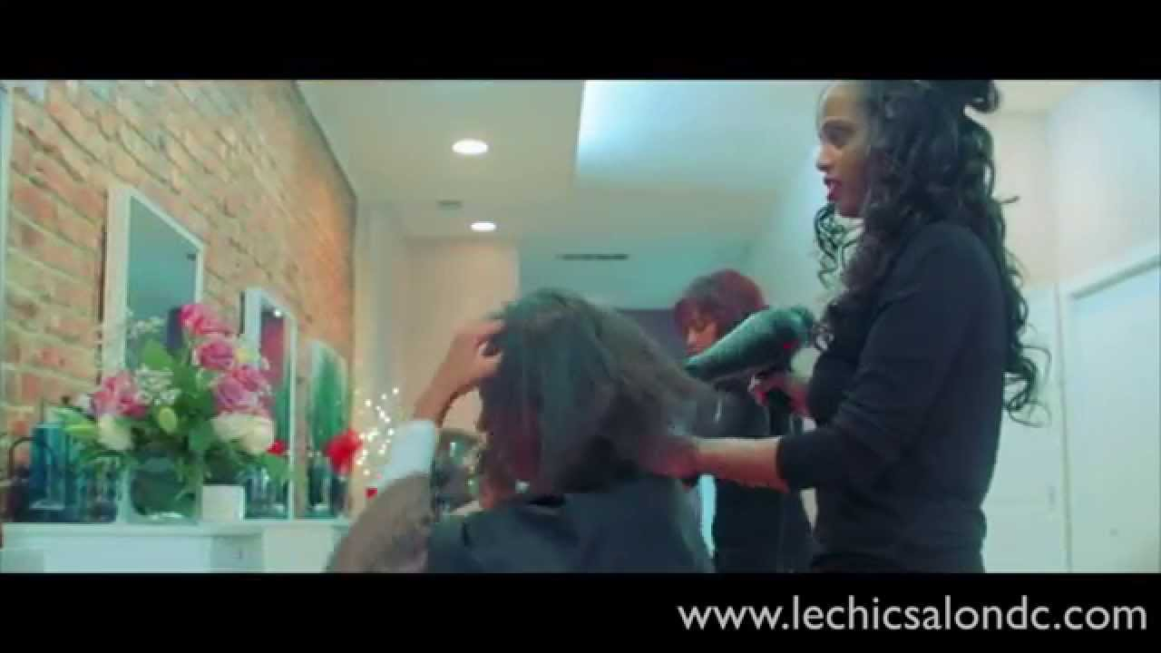 Le Chic Ethiopian Owned Hair Beauty Salon Dc Top Fashionable