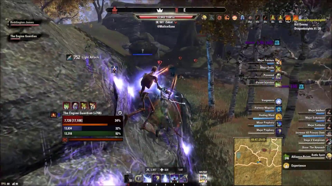 eso how to get dual wield