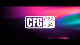как правильно установить cfg на css ( как активировать)