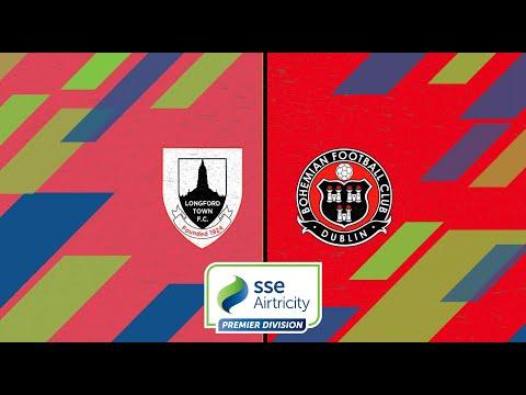 Premier Division GW29: Longford Town 1-4 Bohemians