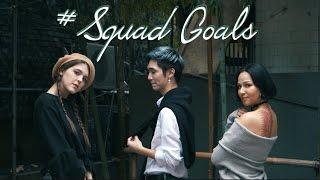 #Squad Goals Fall Korea Street Fashion Lookbook (Feat. Edward Avila and Carson Allen)