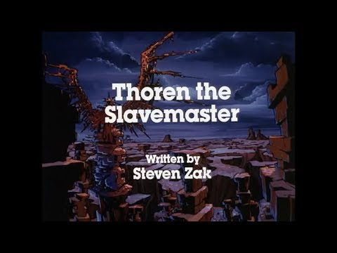 BraveStarr - Season 1 - Episode 25 - Thoren The Slavemaster