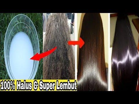Terbukti Cara Membuat Rambut Menjadi Halus Lembut Dan Berkilau Alami Serta Mengatasi Kerontokan Youtube