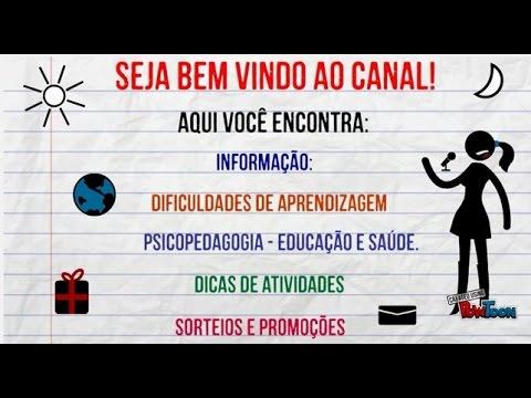 Видео DIFICULDADES DE APRENDIZAGEM NA LEITURA E NA ESCRITA UMA INTERVENÇÃO PSICOPEDAGÓGICA