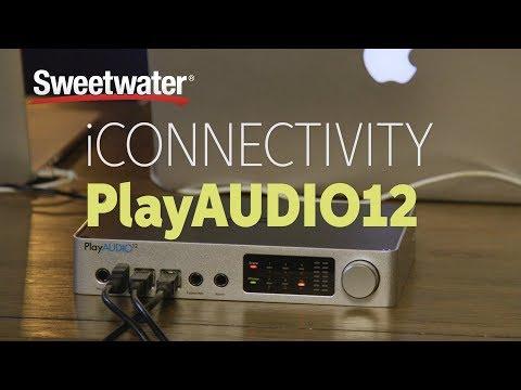 iConnectivity PlayAUDIO12 Dual-USB Audio and MIDI Interface Demo