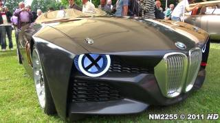 2012 bmw 328 hommage concept world debut