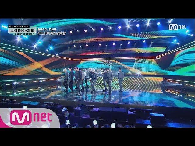 Wanna One Go Wanna One - '에너제틱(Energetic)' 181122 EP.23