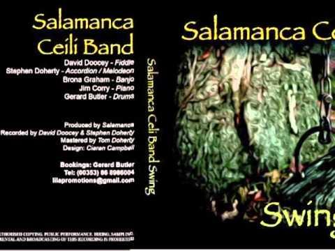 """Salamanca Céilí Band Debut CD - """" Swing """""""