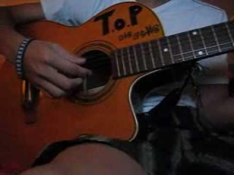 tuoi hong tho ngay ( T.O.P ) guitar