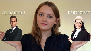 Solicitor or Barrister: Which One Should You Choose? (Salary, Hours, Employers, Work Experience)