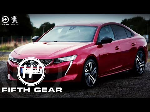 Fifth Gear AD: Peugeot 508 Fastback
