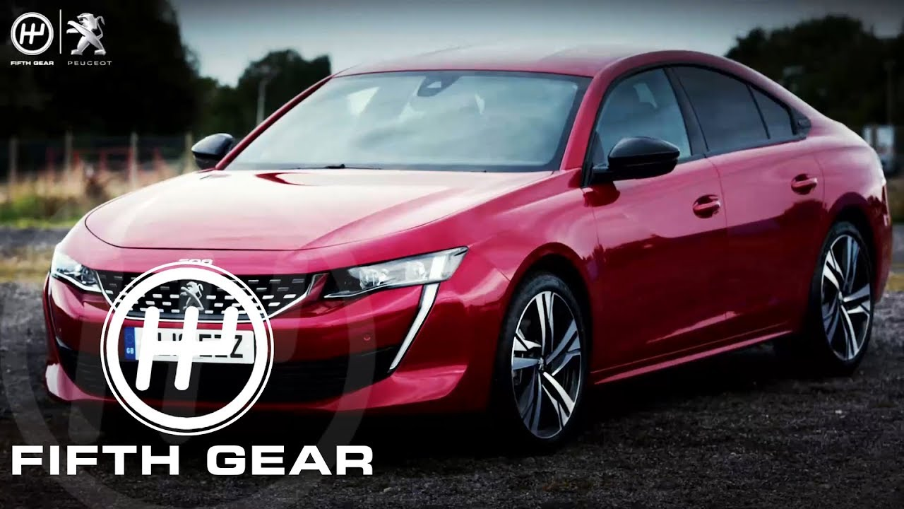 Fifth Gear AD: Peugeot 508 Fastback #1