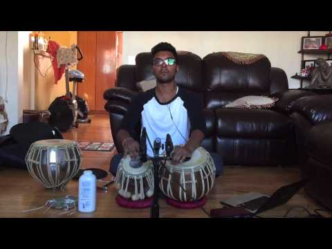 Dheere Dheere Se Meri Zindagi - Yo Yo Honey Singh (Tabla Cover)