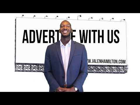 Advertise With Us | Jalen Marketing Agency❤️