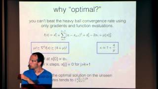 Optimization I