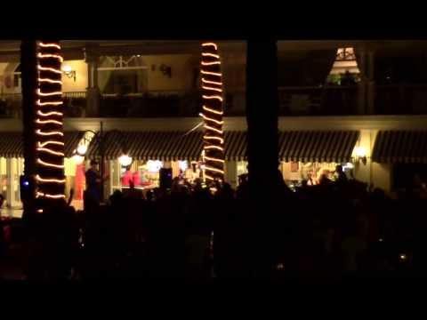 TOP, HAT & HEELS Summer Party Gran Oasis Resort Tenerife July 2013