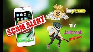 ios 11.1.2 jailbreak scammed!!! | Debunked the fake jailbreak , Don't do that!!