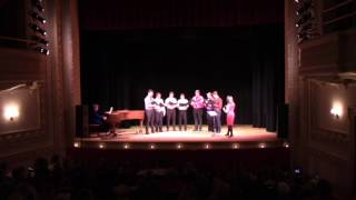 Mineral Point Winter Choir Concert 2.27.17