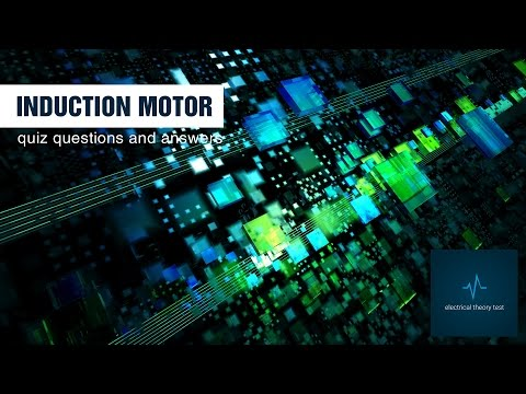 Induction Motor Quiz Questions
