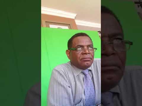 The Future of Zimbabwe - unpacking Mnangagwa's press statement