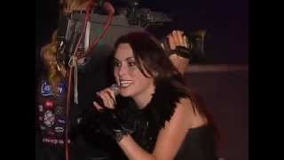Within Temptation -Stand my Ground & Hand of Sorrow live KRock 2008 Remastered 2/2
