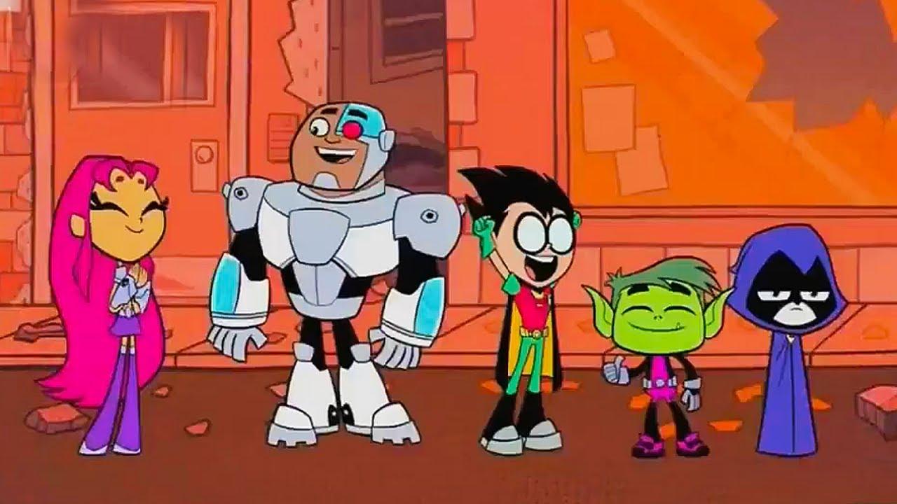 Teen Titans Go Promo - Begins April 23Rd - Youtube-3017