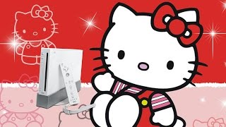 Hello Kitty Seasons - Nintendo Wii - O Jogo  (the Game) HD