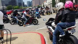 2016 Memorial Day Take Over Houston TX - Loud Motorcycles