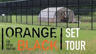 Orange is the New Black - Set Tour