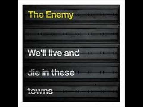 The Enemy - Technodanceaphobic