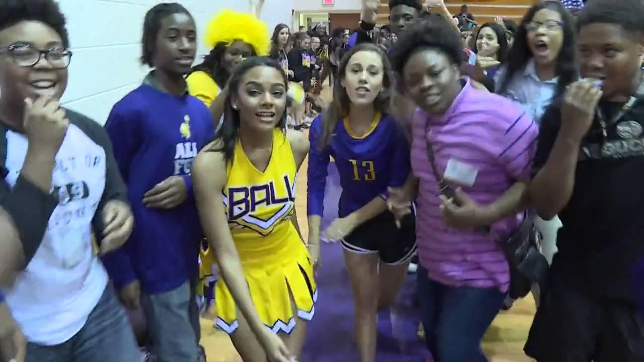 Ball High School The Dub 16 Youtube